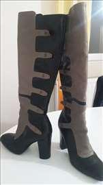 Čizme kožne br 36