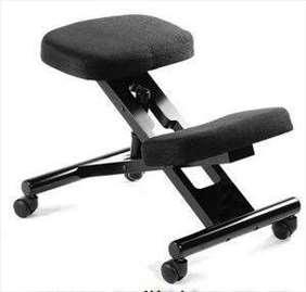 Ergonomska klečeća stolica - zdrava stolica