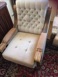 Prodajem trosed, dvosed, fotelja