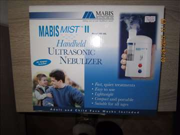 Ultrasonic Nebulizer/ Ultrazvucni inhalator