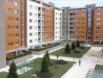 Garaža A Blok, 1. Faza, velika 18m, Novi Beograd