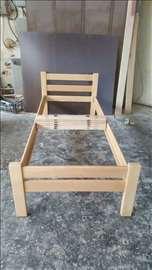Krevet samac (drveni)