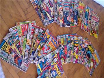 Prodajem američke Marvel orginale