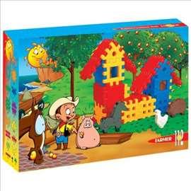 Kocke set igračka za decu