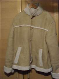 Muška jakna od prevrnute kože marke BLEND