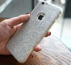Sjajna srebrna maska za Iphone 6/6s