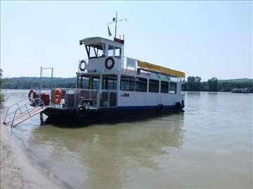 Samogradnja brod kafic