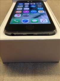 iPhone 5s Space Gray SIM free, kao nov
