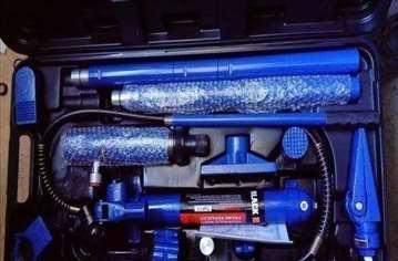 multifunkcionalna hidraulika 10 T u koferu