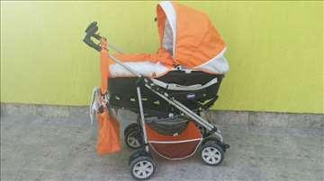 Chicco kolica 3u1 i stolica za hranjenje