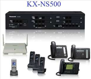 Panasonic KX-NS500 centrala