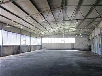 Proizvodni objekat u industriskoj zoni 600mkv