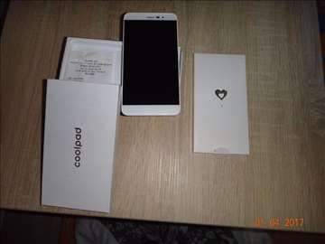 CoolPad Porto S, Dual SIM, nov, u garanciji