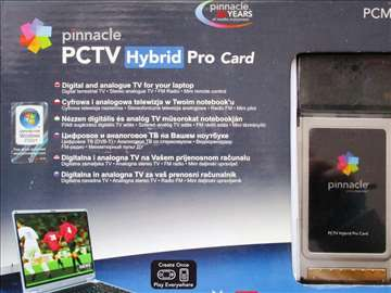 PCTV Card Pinnacle
