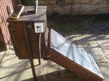 Susara na solarnu energiju sa grejacem