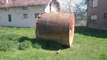 Metalna cisterna