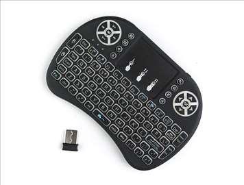 mini tastatura svetleca Ir8  android box