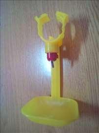 Niple za pojilice za piliće sa posudicom