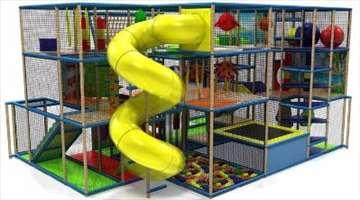 Projektovanje dečijih igraonica