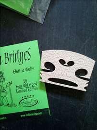 Kobilice violinske, violske celo i bas