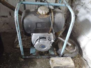 Tomos pumpa za navodnjavanje - Inđija