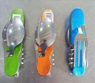 Višenamenski nož za kampovanje