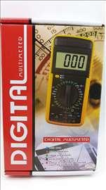 Digitalni Unimer/Multimetar DT9205A, novo
