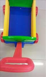 Kolica igračka za decu