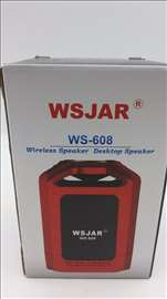 WS-608 BlueT zvučnik FM/MP3 plejer AKCIJA