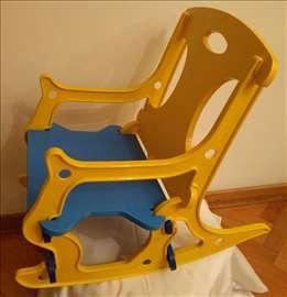 Alat za brizganje dečije stolice