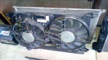 Ventilator hladnjaka Opel vectra C
