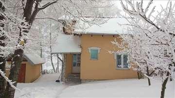 Planinska kuća Ratković na planini Goč kod VB
