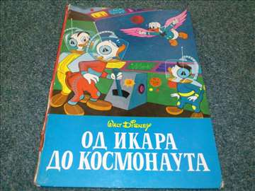 Od Ikara do kosmonauta-Walt Disney