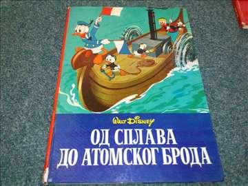 Od splava do atomskog broda - Walt Disney
