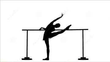 Rekreativni balet za odrasle i čas baleta za decu