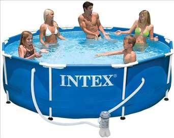 Metalna konstrukcija 305x76cm INTEX novo