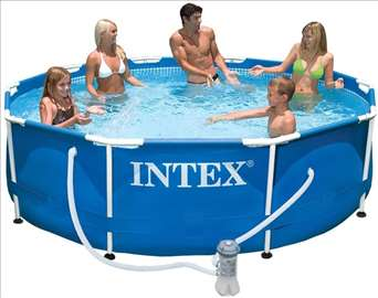 Metalna konstrukcija 366x76cm INTEX novo