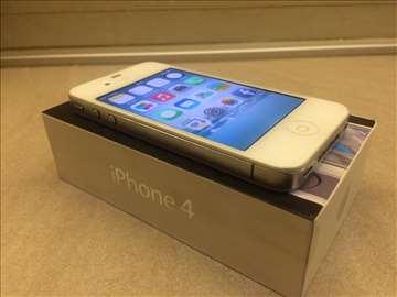 Iphone 4 White Sim Free kao nov