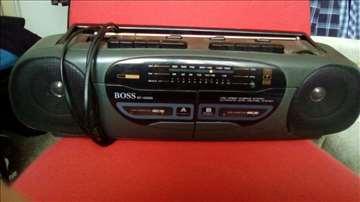 Boss MT-1223EQ radiokasetofon