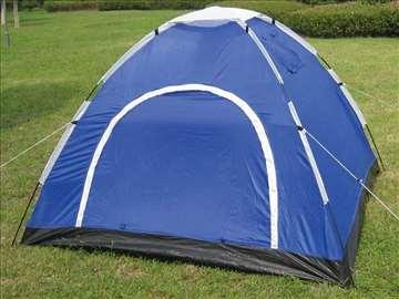 Šator od poliestera za tri osobe