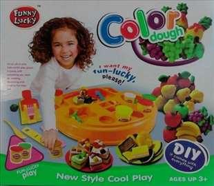Testo u boji igračka za decu