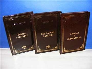 BORKA SMOLOVIĆ tri knjige