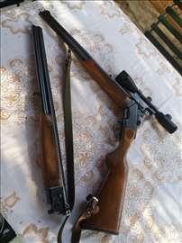 Kombinovana puška Brno