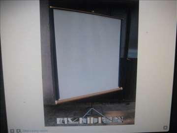 AKCIJA platno+projektor 125evra zamena