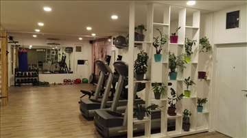 Fitness sala Mirijevo