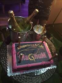 Izdavanje kafića za rođendane, proslave