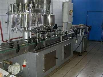 Linija za punjenje jestivog ulja