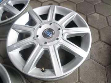 Aluminijumske felne r16 Fiat Croma