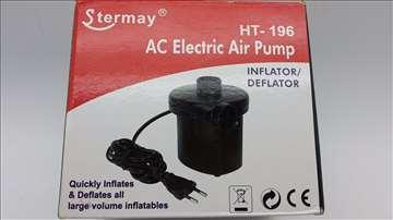 Električna vazduh pumpa za dušek 220V/130W