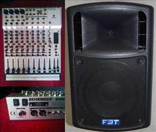Pasivna mixeta Behringer Eurorack MX1604A